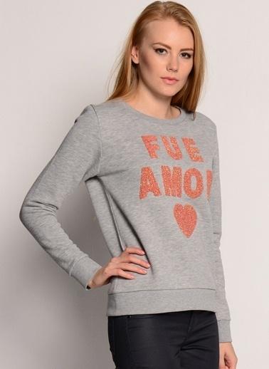 Fresh Company Sweatshirt Gri